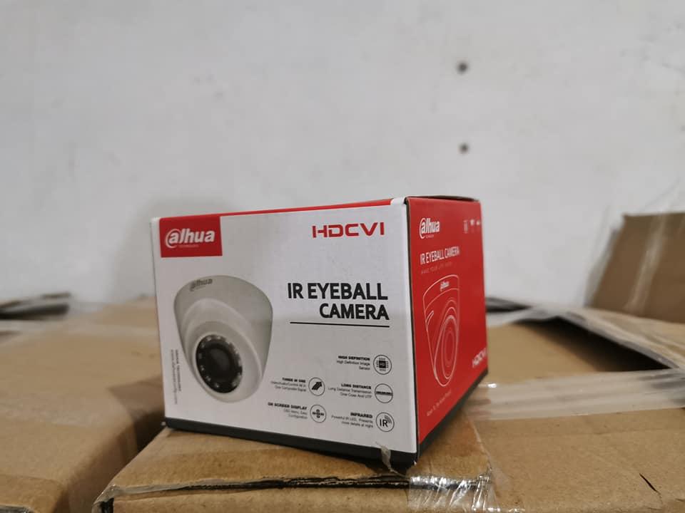 VENTE EN GROS  Disponible caméra HIKVISION  HDCVI 2MP MNI DÔME
