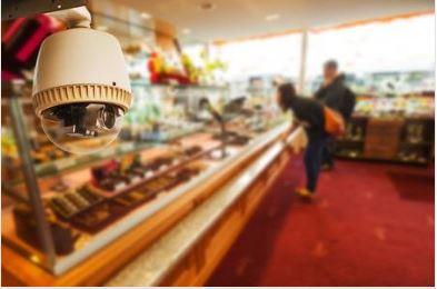 Installation De Caméras De Surveillance Pour Votre Commerce, Magasin Marrakech