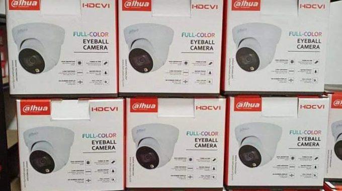 Disponible Des Packs De Caméra De Surveillance Complet Ou Seulement Caméra Et DVR. -DAHUA : Des Packs De 4 Cam – 8 Cam Ou 16 Cam De 2MP Ou 4MP -HIKVISION : Des Packs De 4 Cam – 8 Cam Ou 16 Cam 2MP Ou 5MP -prix Intéressant – Garantie 01 An.