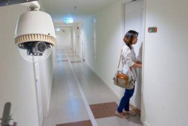 Installation De Caméras De Surveillance Pour Votre Résidence Marrakech