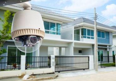 Installation De Caméras De Surveillance Pour Votre Maison
