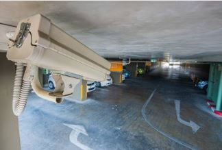 Installation De Caméras De Surveillance Pour Votre Parking