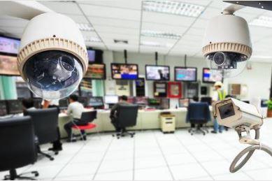 Installation De Caméras De Surveillance Pour Votre Entreprise Marrakech