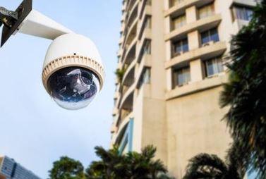 Installation De Caméras De Surveillance Pour Votre Immeuble
