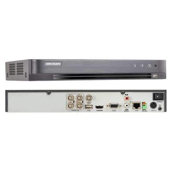 Vente Enregistreur DVR DS-7204HQHI-K1 Hikvision à Marrakech