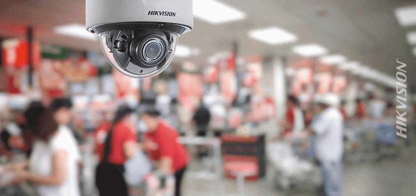 HIKVISION MARRAKECH: Installation caméra de surveillance, vente, entretien, maintenance et réparation : Marrakech