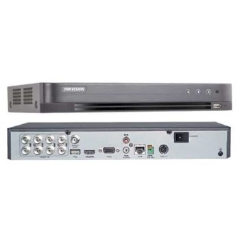 DS-7208HQHI-K1/E 8-ch 1080p 1U H.265 DVR