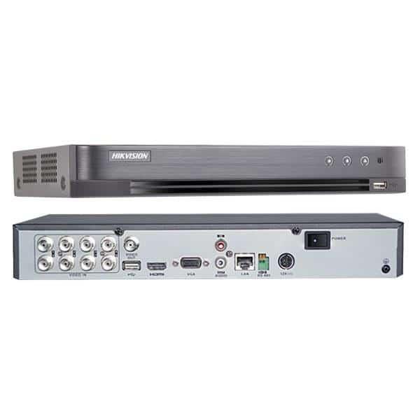 Vente Enregistreur DVR DS-7208HQHI-K1/E Hikvision à Marrakech