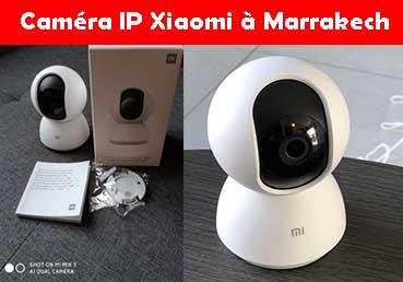 Caméra IP Xiaomi à Marrakech