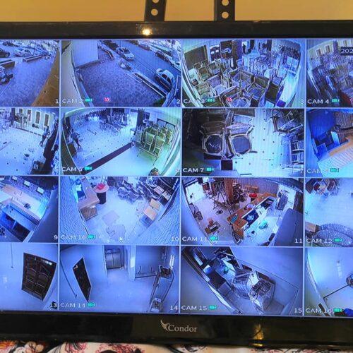 Vente Et Installation De Caméra De Vidéo Surveillance Sans Fil Dans Une Maison à Marrakech