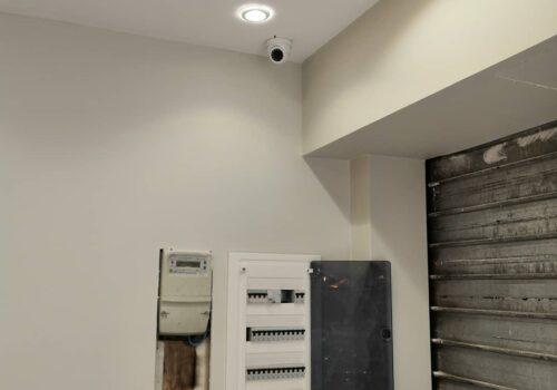 Installation Et Mise En Service De 5 Caméras #dahuacctv 4mp Benguerir