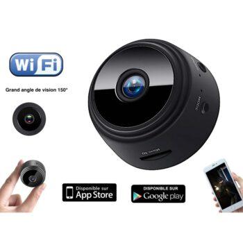 Mini Caméra Espion Wifi Marrakech
