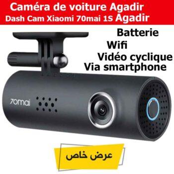 Caméra De Voiture Dash Cam Xiaomi 70mai 1S Agadir