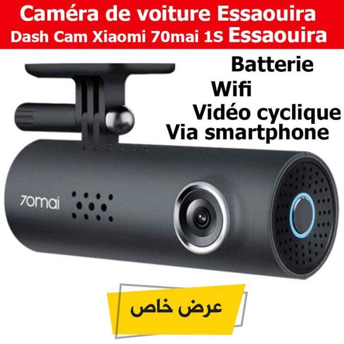 Caméra de voiture Dash Cam Xiaomi 70mai 1S Essaouira