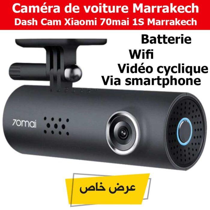 Caméra de voiture Dash Cam Xiaomi 70mai 1S Marrakech