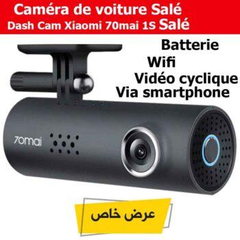 Caméra De Voiture Dash Cam Xiaomi 70mai 1S Salé